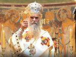 МИТРОПОЛИТ АМФИЛОХИЈЕ СА ЛИТУРГИЈЕ У ОСТРОГУ: Иако не присуствујете богослужењу припадате цркви
