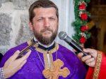 О. Гојко Перовић: Ко претрпи до краја, тај ће бити спасен; Протести неће стати, док се Закон не повуче