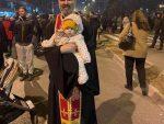 Вјера, нада и љубав: Украс литије у Подгорици