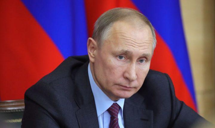 НАПАДАЈУ КАО ХИЈЕНЕ: Америчка пропаганда удара на Путина, лажним информацијама блате председника Русије!