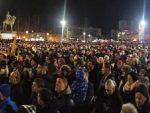 У ОДБРАНУ СВЕТИЊА: Око 30.000 Никшићана и вечерас у литији са сликом патријарха Павла