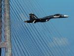 РУСИЈА: Маневри авиона Су-35С у екстремним условима одушевили свијет