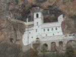 ПОДГОРИЦА: Монаху из манастира Острог забрањен улазак у Црну Гору
