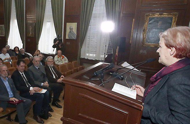 """СРБИЈА: Промоција књиге """"Саздаде се бела црква"""", у издању Андрићевог института"""