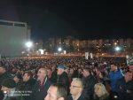 НЕБЕСА КАЗУЈУ СЛАВУ БОЖИЈУ: Подгорица вечерас најближа небу!