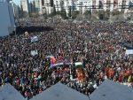 Више од 100.000 људи на литији у Подгорици: Народ брани веру и светиње!