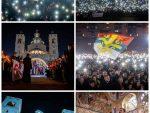 """Библијске сцене у Подгорици: Из срца вјерника орило се """"Христе Боже"""""""