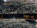Најљепша пјесма и порука из Подгорице: Христова војска не да светиње
