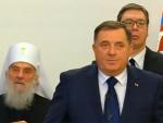 Додик: Народ у Српској на референдуму да одлучи о статусу