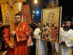 Подгорица и вечерас на ногама, велика литија на Недељу православља