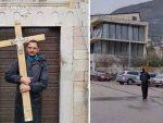 ЦРНА ГОРА: Ухапшен адвокат из Бара који је пешке преко Будве кренуо на Цетиње
