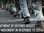 NATIONAL BLACK NEWSPAPER: Пентагон наредио својим базама да престану са пријављивањем заражених и смртних случајева KОВИД-19