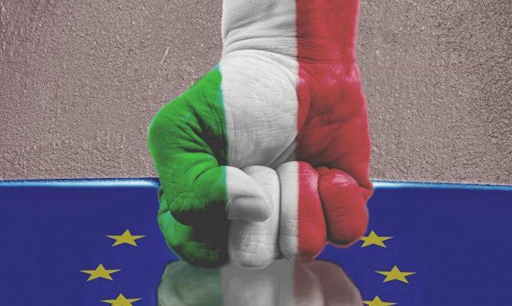 НАРОД ОКРЕЋЕ ГЛАВУ ОД ЕУ, А ВЛАСТ СЕ ДРЖИ ЗА БРИСЕЛ: Куда иде Италија после страшног удара короне