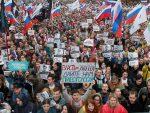 ИНИЦИЈАТИВА У ДРЖАВНОЈ ДУМИ: У Русији за организацију скупова финансираних споља до 10 година затвора?
