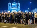 Рат је објављен Цркви, Богу, Светом Василију: Професори универзитета о рушењу манастирског конака