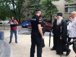 ШЕСТ САТИ У ПОЛИЦИЈСКОЈ СТАНИЦИ: Кривична пријава против митрополита Амфилохија