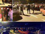 Завршена блокада магистрале Бијело Поље – Рожаје: Беранци позивали полицију да баци ШТИТ, орила се песма КОСОВСКИХ ЈУНАКА