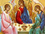 Силазак Светог духа на апостоле: Данас је празник Свете Тројице