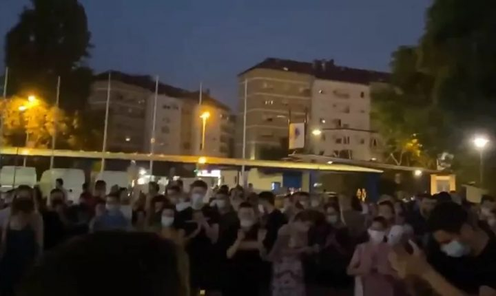 Студенти остају у домовима: Академци протестовали због затварања, нађено решење