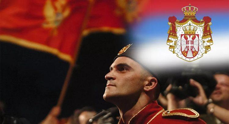 PORUKA MRŽNJE  iz Podgorice: Izjednačiti svetosavlje i — fašizam