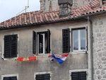 ПРОВОКАЦИЈА? Хрватска застава осванула у Котору