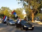 """Црна Гора: Километарске колоне, сирене и порука """"Не дамо светиње"""""""