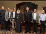 БЕОГРАД: Патријарх примио представнике Покрета за одбрану Косова и Метохије