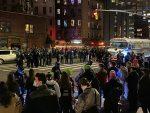 Драма у Њујорку: Туче са полицијом, блокада саобраћаја