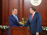 МОСКВА: Лавров пожелио Додику брз опоравак; Русија спремна да пружи сваку врсту помоћи