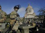 НОВА РЕАЛНОСТ: Вашингтону прете оружани немири и после инаугурације