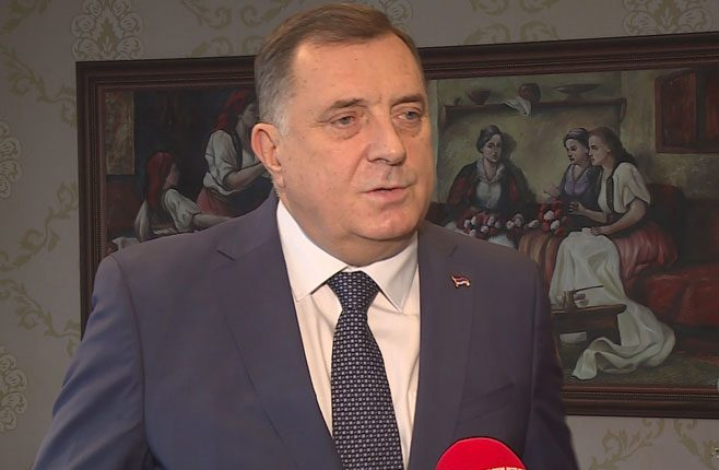 Додик: Ако СДА овако настави, тражићемо референдум о самосталности Српске