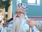 У ХРАМУ СВЕТОГ ЦАРА ЛАЗАРА: Митрополит Хризостом служио у Андрићграду
