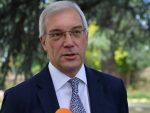 АЛЕКСАНДАР ГРУШКО: Запад подстиче Приштину да саботира мирно решење за Космет