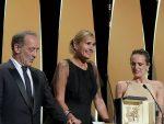"""""""Златна палма"""" Канског фестивала за француски филм """"Титан"""""""