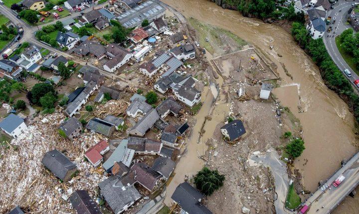 Упозорење научника: Велике поплаве прете Европи, биће их све више и биће све јаче