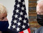 ЛОНДОН И ВАШИНГТОН: Џонсон и Бајден договорили тактику против Русије и Кине