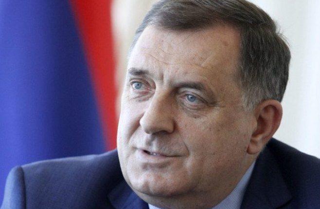 Додик: У Сарајеву не бих могао да окупим толико Срба јер их тамо нема