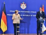 """""""Питање Косова неће нестати"""": Порука Ангеле Меркел после састанка са Вучићемr"""